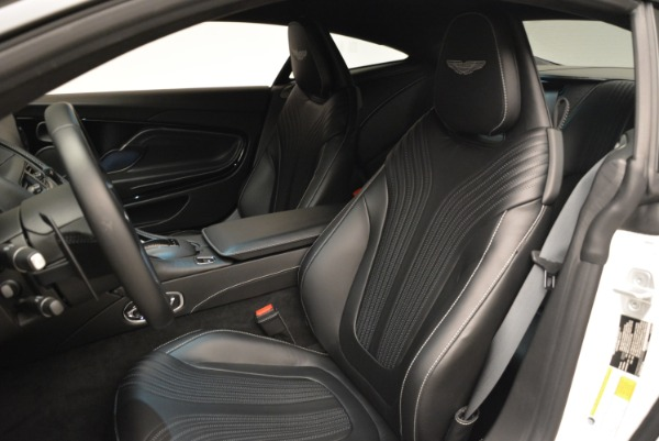 New 2018 Aston Martin DB11 V8 Coupe for sale Sold at Maserati of Greenwich in Greenwich CT 06830 14