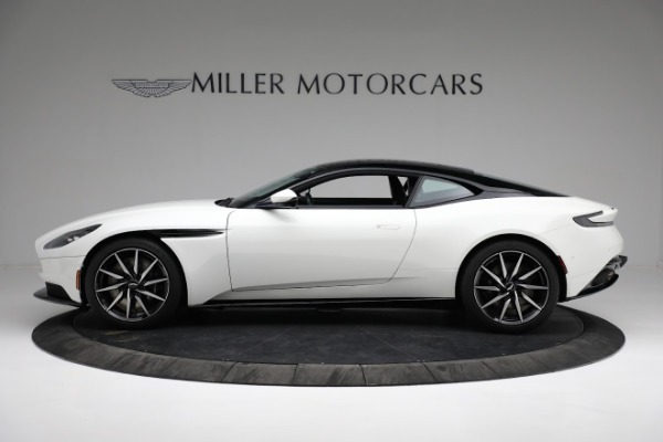 New 2018 Aston Martin DB11 V8 Coupe for sale Sold at Maserati of Greenwich in Greenwich CT 06830 2
