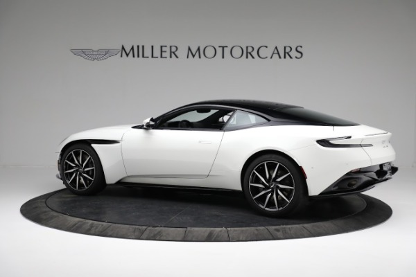 New 2018 Aston Martin DB11 V8 Coupe for sale Sold at Maserati of Greenwich in Greenwich CT 06830 3