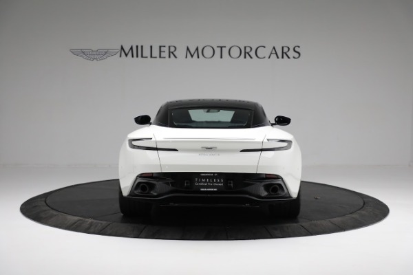 New 2018 Aston Martin DB11 V8 Coupe for sale Sold at Maserati of Greenwich in Greenwich CT 06830 5