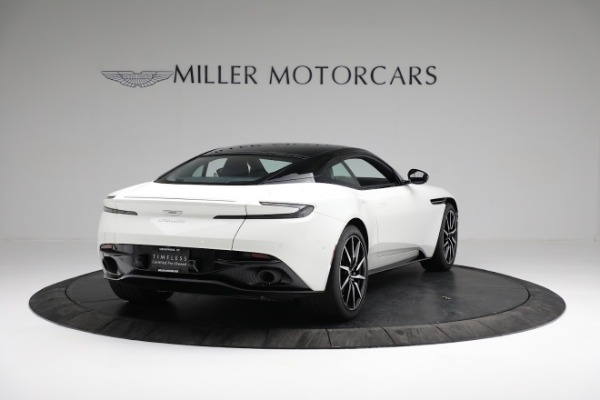 New 2018 Aston Martin DB11 V8 Coupe for sale Sold at Maserati of Greenwich in Greenwich CT 06830 6