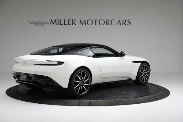 New 2018 Aston Martin DB11 V8 Coupe for sale Sold at Maserati of Greenwich in Greenwich CT 06830 7