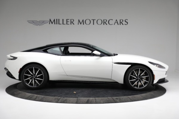 New 2018 Aston Martin DB11 V8 Coupe for sale Sold at Maserati of Greenwich in Greenwich CT 06830 8