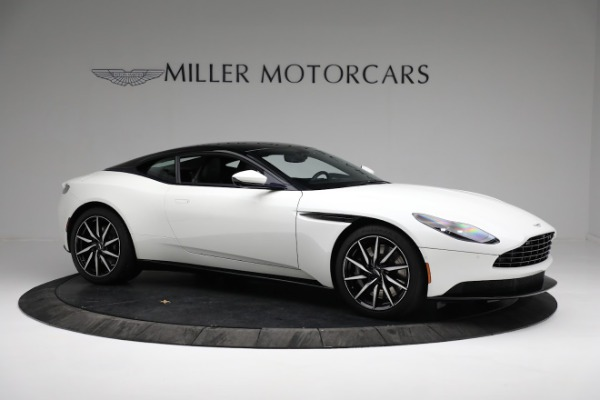 New 2018 Aston Martin DB11 V8 Coupe for sale Sold at Maserati of Greenwich in Greenwich CT 06830 9