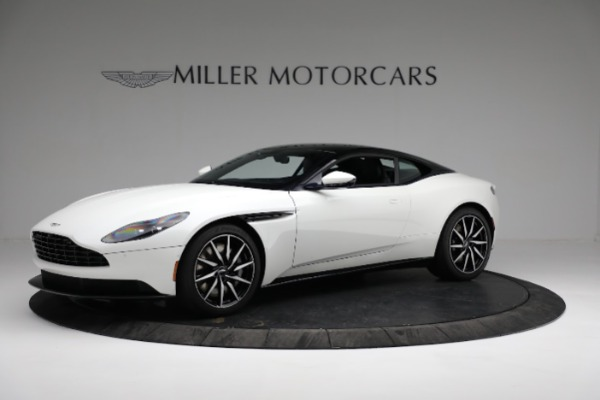 New 2018 Aston Martin DB11 V8 Coupe for sale Sold at Maserati of Greenwich in Greenwich CT 06830 1