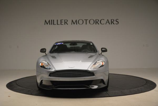 Used 2014 Aston Martin Vanquish for sale Sold at Maserati of Greenwich in Greenwich CT 06830 12