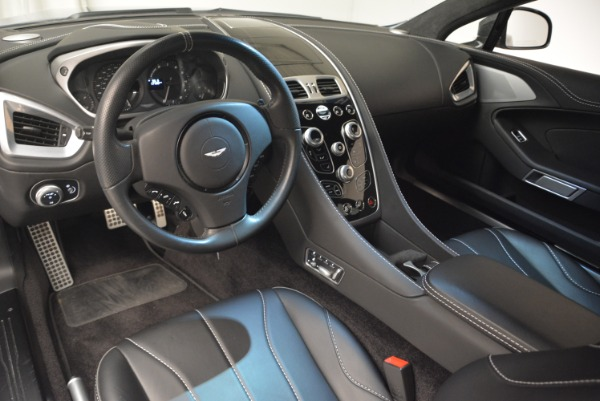Used 2014 Aston Martin Vanquish for sale Sold at Maserati of Greenwich in Greenwich CT 06830 14