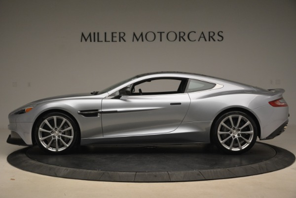Used 2014 Aston Martin Vanquish for sale Sold at Maserati of Greenwich in Greenwich CT 06830 3