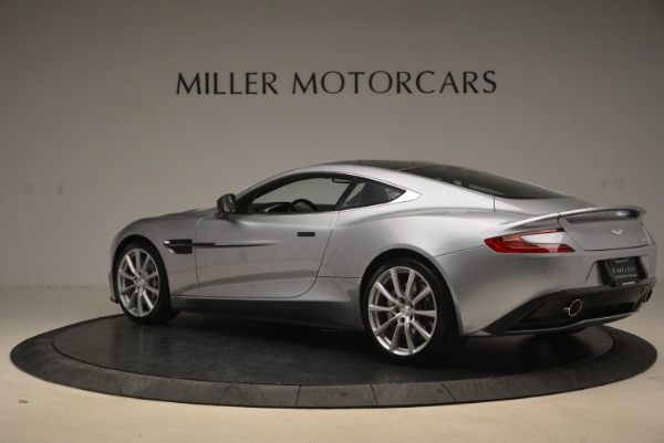 Used 2014 Aston Martin Vanquish for sale Sold at Maserati of Greenwich in Greenwich CT 06830 4