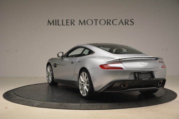 Used 2014 Aston Martin Vanquish for sale Sold at Maserati of Greenwich in Greenwich CT 06830 5