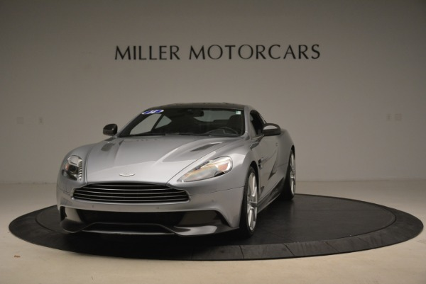 Used 2014 Aston Martin Vanquish for sale Sold at Maserati of Greenwich in Greenwich CT 06830 1