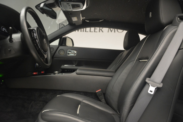 Used 2014 Rolls-Royce Wraith for sale Sold at Maserati of Greenwich in Greenwich CT 06830 18