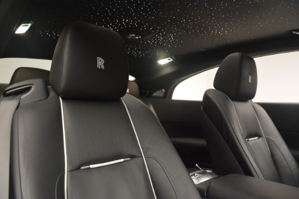 Used 2014 Rolls-Royce Wraith for sale Sold at Maserati of Greenwich in Greenwich CT 06830 26