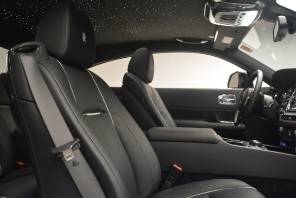 Used 2014 Rolls-Royce Wraith for sale Sold at Maserati of Greenwich in Greenwich CT 06830 27