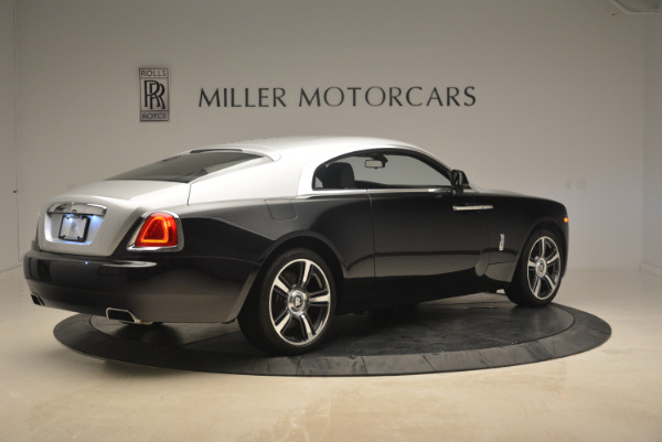 Used 2014 Rolls-Royce Wraith for sale Sold at Maserati of Greenwich in Greenwich CT 06830 8