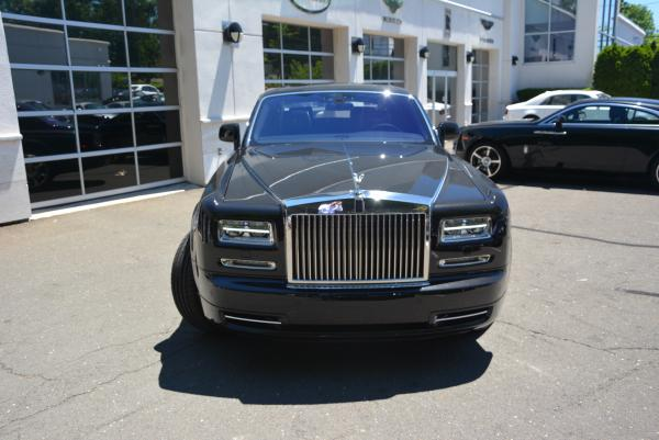 New 2016 Rolls-Royce Phantom for sale Sold at Maserati of Greenwich in Greenwich CT 06830 2