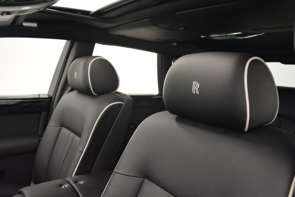 New 2016 Rolls-Royce Phantom for sale Sold at Maserati of Greenwich in Greenwich CT 06830 23