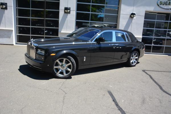 New 2016 Rolls-Royce Phantom for sale Sold at Maserati of Greenwich in Greenwich CT 06830 3