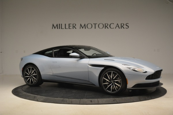 New 2018 Aston Martin DB11 V12 for sale Sold at Maserati of Greenwich in Greenwich CT 06830 10