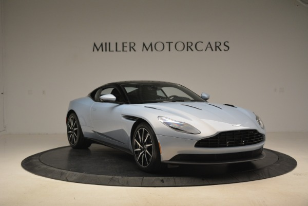 New 2018 Aston Martin DB11 V12 for sale Sold at Maserati of Greenwich in Greenwich CT 06830 11