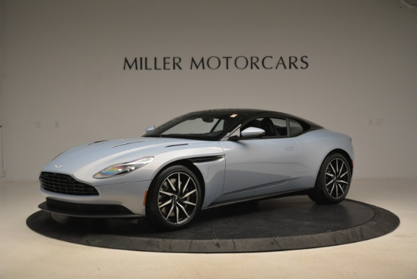 New 2018 Aston Martin DB11 V12 for sale Sold at Maserati of Greenwich in Greenwich CT 06830 2