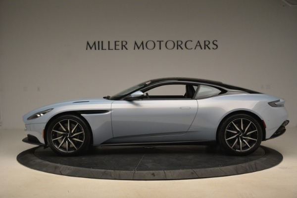 New 2018 Aston Martin DB11 V12 for sale Sold at Maserati of Greenwich in Greenwich CT 06830 3