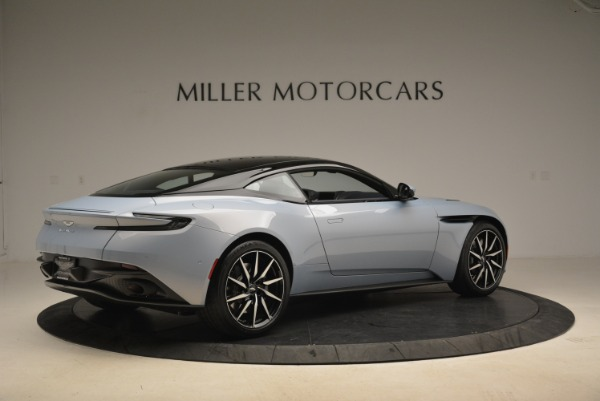 New 2018 Aston Martin DB11 V12 for sale Sold at Maserati of Greenwich in Greenwich CT 06830 8