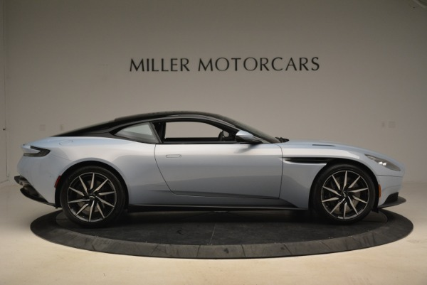 New 2018 Aston Martin DB11 V12 for sale Sold at Maserati of Greenwich in Greenwich CT 06830 9
