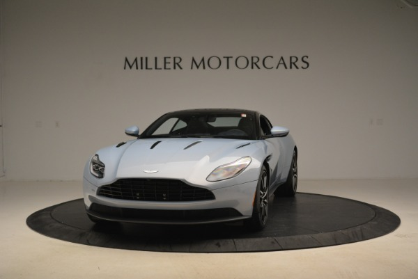 New 2018 Aston Martin DB11 V12 for sale Sold at Maserati of Greenwich in Greenwich CT 06830 1