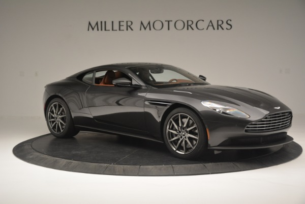 Used 2018 Aston Martin DB11 V12 for sale $164,990 at Maserati of Greenwich in Greenwich CT 06830 10
