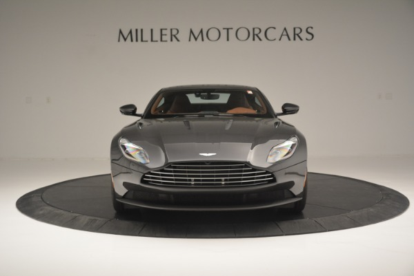 Used 2018 Aston Martin DB11 V12 for sale $164,990 at Maserati of Greenwich in Greenwich CT 06830 12