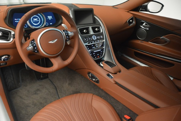 Used 2018 Aston Martin DB11 V12 for sale $164,990 at Maserati of Greenwich in Greenwich CT 06830 14