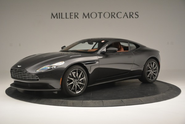Used 2018 Aston Martin DB11 V12 for sale $164,990 at Maserati of Greenwich in Greenwich CT 06830 2