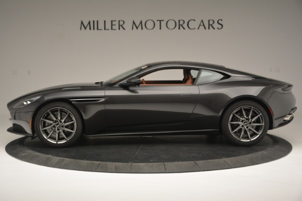 Used 2018 Aston Martin DB11 V12 for sale $164,990 at Maserati of Greenwich in Greenwich CT 06830 3