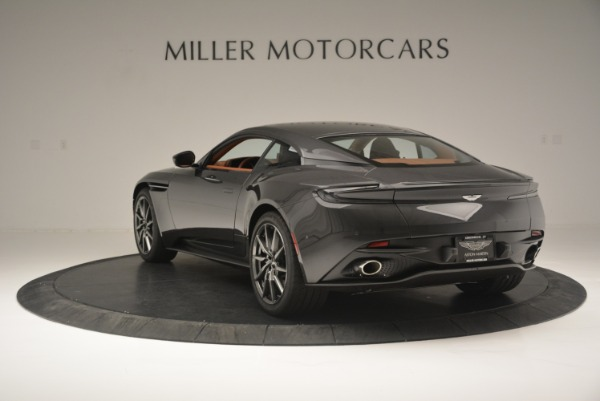 Used 2018 Aston Martin DB11 V12 for sale $164,990 at Maserati of Greenwich in Greenwich CT 06830 5