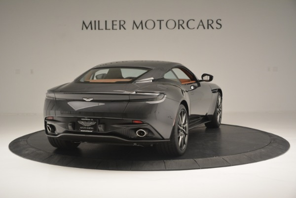 Used 2018 Aston Martin DB11 V12 for sale $164,990 at Maserati of Greenwich in Greenwich CT 06830 7