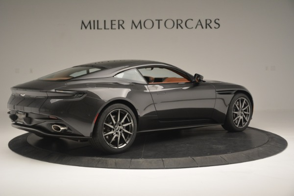 Used 2018 Aston Martin DB11 V12 for sale $164,990 at Maserati of Greenwich in Greenwich CT 06830 8