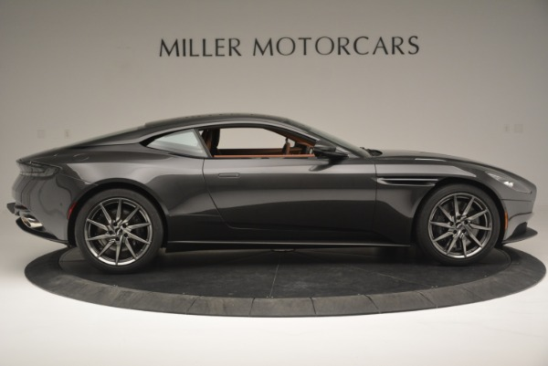 Used 2018 Aston Martin DB11 V12 for sale $164,990 at Maserati of Greenwich in Greenwich CT 06830 9