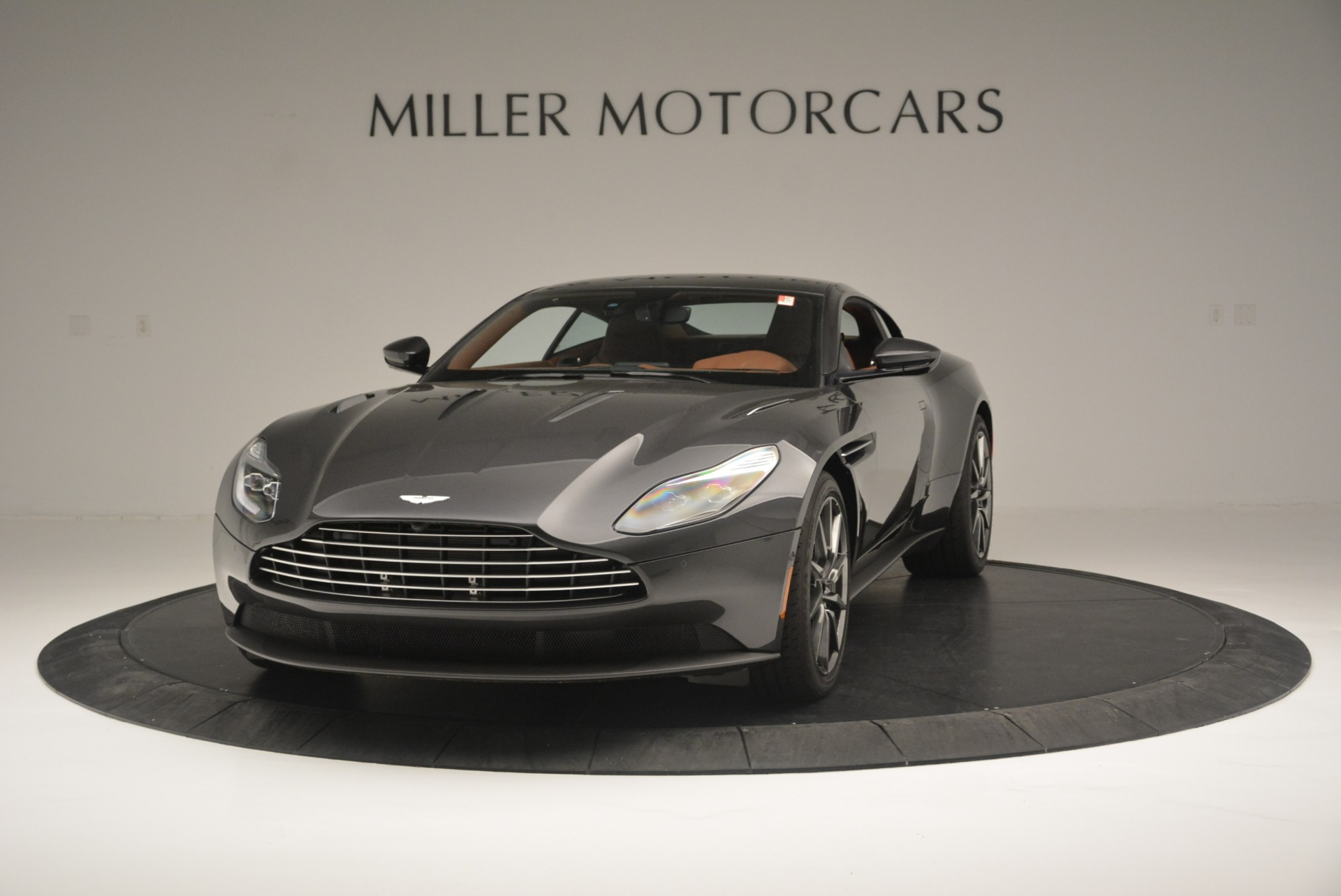 Used 2018 Aston Martin DB11 V12 for sale $164,990 at Maserati of Greenwich in Greenwich CT 06830 1