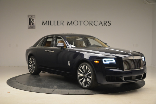 Used 2018 Rolls-Royce Ghost for sale Sold at Maserati of Greenwich in Greenwich CT 06830 12