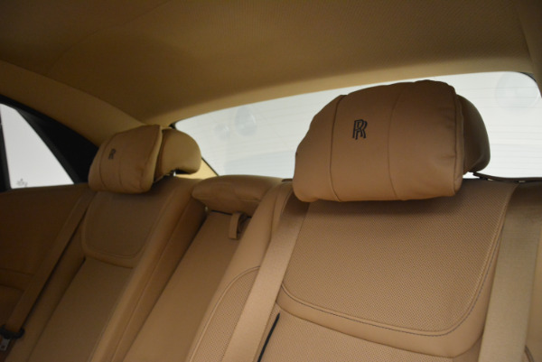 Used 2018 Rolls-Royce Ghost for sale Sold at Maserati of Greenwich in Greenwich CT 06830 21