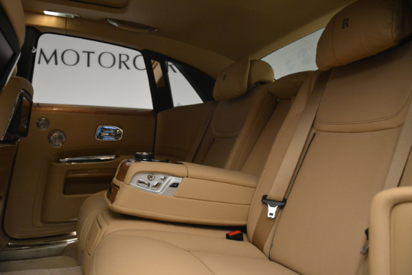 Used 2018 Rolls-Royce Ghost for sale Sold at Maserati of Greenwich in Greenwich CT 06830 22