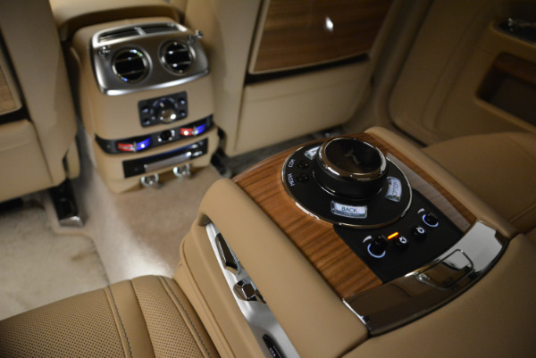 Used 2018 Rolls-Royce Ghost for sale Sold at Maserati of Greenwich in Greenwich CT 06830 24
