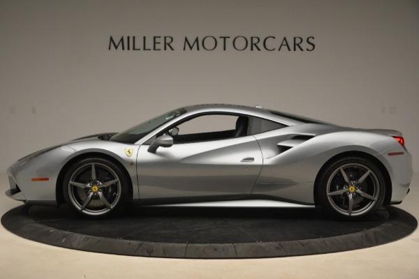 Used 2017 Ferrari 488 GTB for sale Sold at Maserati of Greenwich in Greenwich CT 06830 3