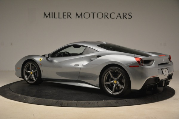 Used 2017 Ferrari 488 GTB for sale Sold at Maserati of Greenwich in Greenwich CT 06830 4