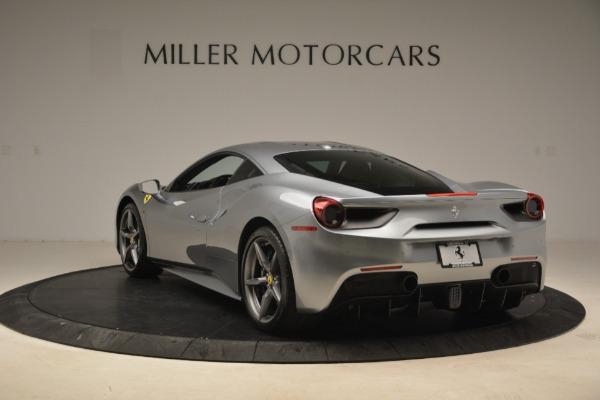 Used 2017 Ferrari 488 GTB for sale Sold at Maserati of Greenwich in Greenwich CT 06830 5