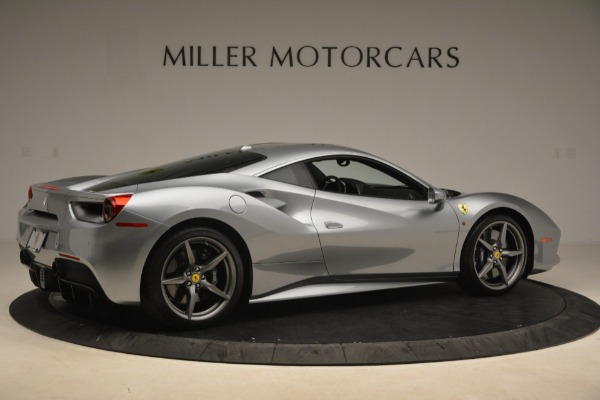 Used 2017 Ferrari 488 GTB for sale Sold at Maserati of Greenwich in Greenwich CT 06830 8