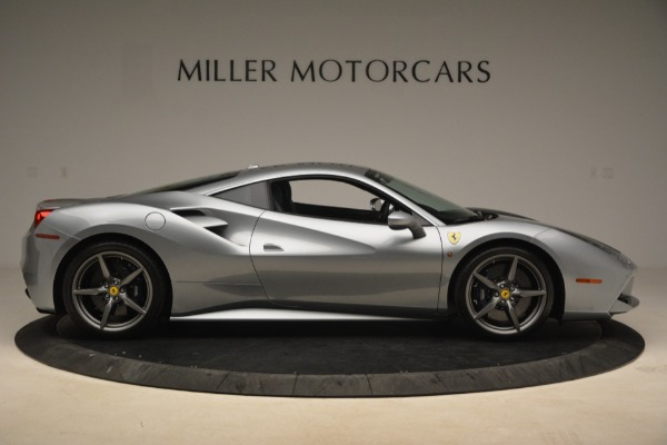 Used 2017 Ferrari 488 GTB for sale Sold at Maserati of Greenwich in Greenwich CT 06830 9