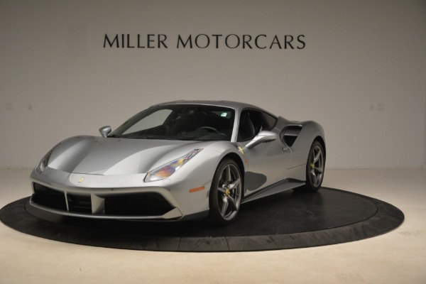 Used 2017 Ferrari 488 GTB for sale Sold at Maserati of Greenwich in Greenwich CT 06830 1