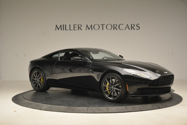 Used 2018 Aston Martin DB11 V8 Coupe for sale $149,990 at Maserati of Greenwich in Greenwich CT 06830 10